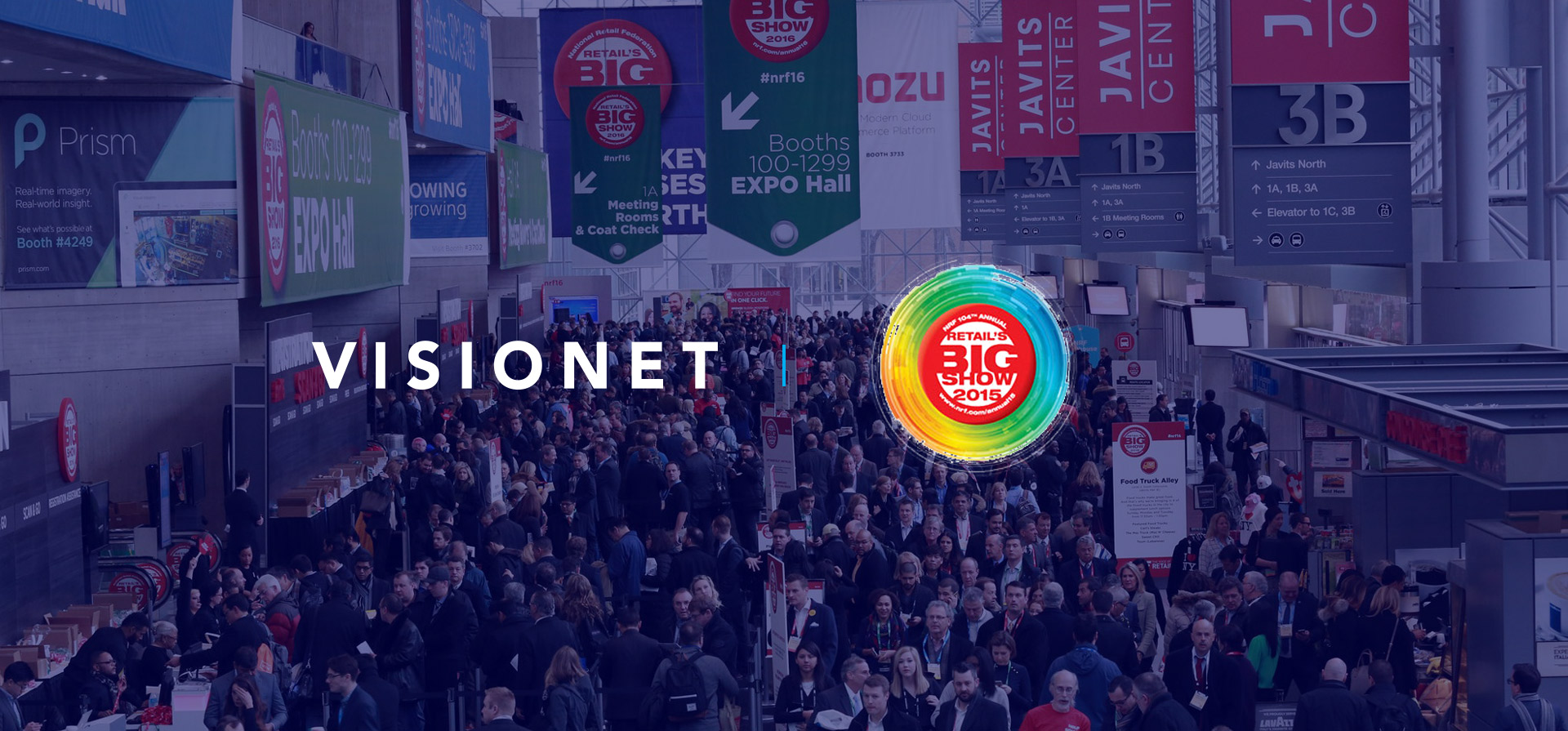 Visionet announces participation in Retail's Big Show 2015
