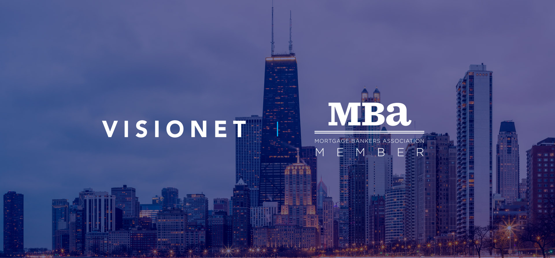 Visionet to present Uniform Closing Dataset (UCD) Solution at MBA Technology Conference in Chicago