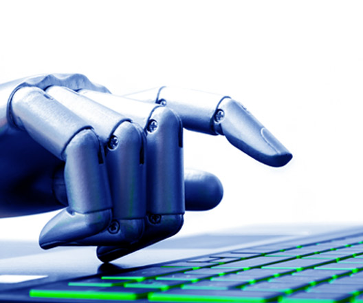 Robotic commitment typing services