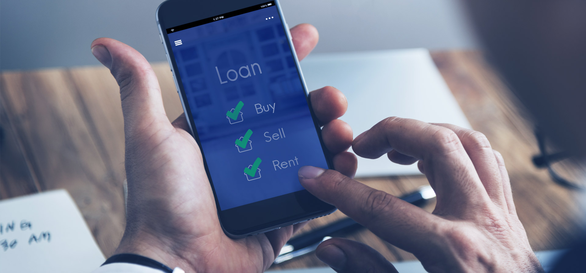 Visionet Launches Mobile Loan Origination App