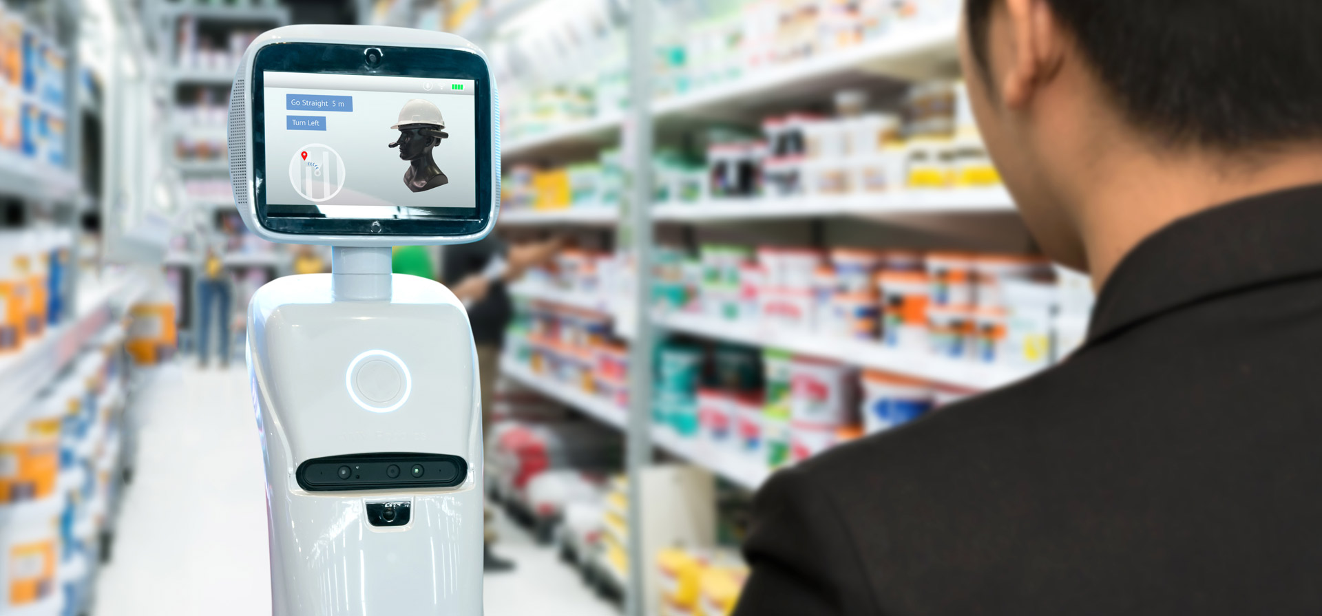From Thought to Bot: The Rise of Commercial AI
