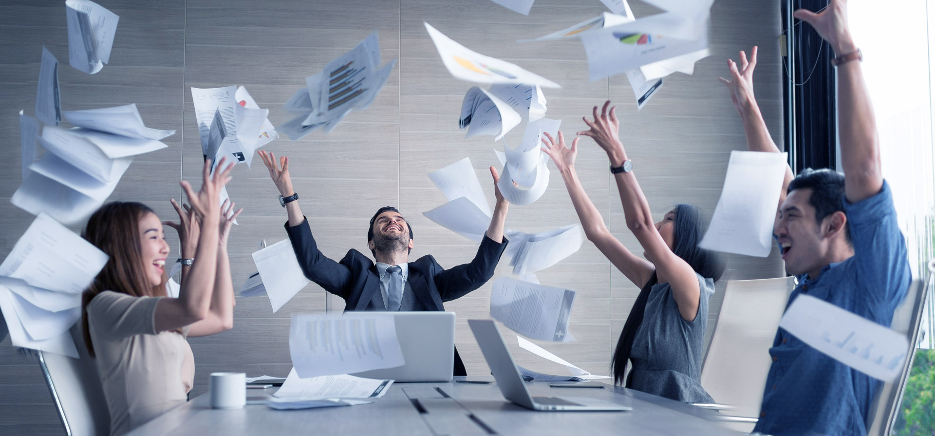 The Coming Reality of the Paperless Office