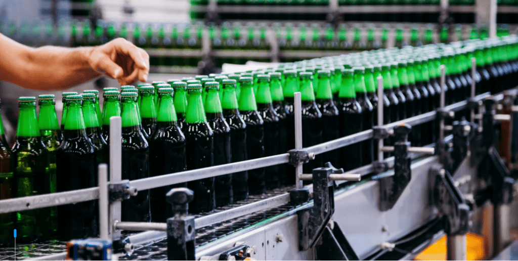 Manufacturing bottle factory img